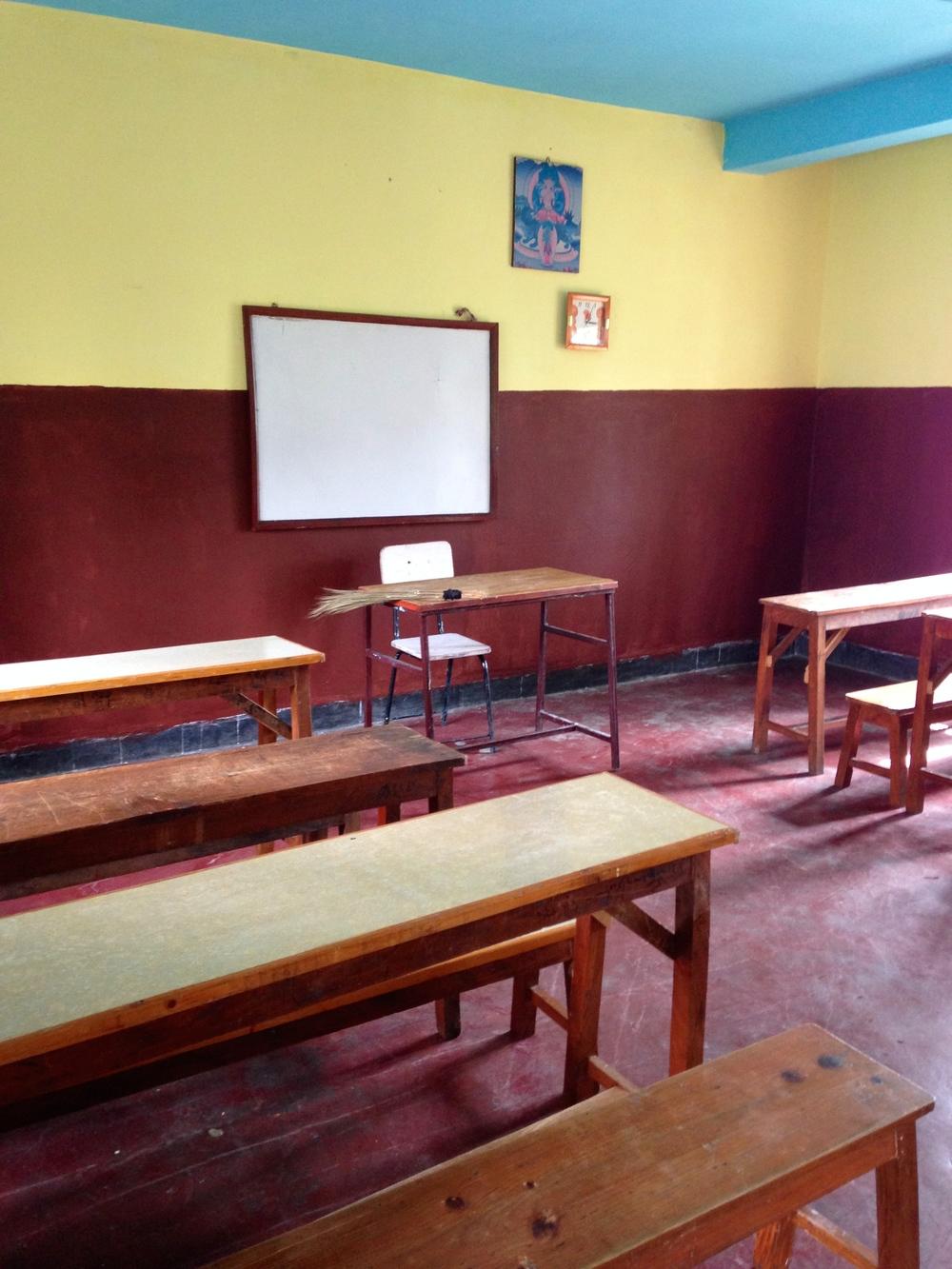 Paint Classroom - Matepani
