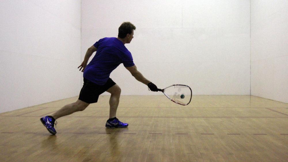 Day 4: Racquetball!