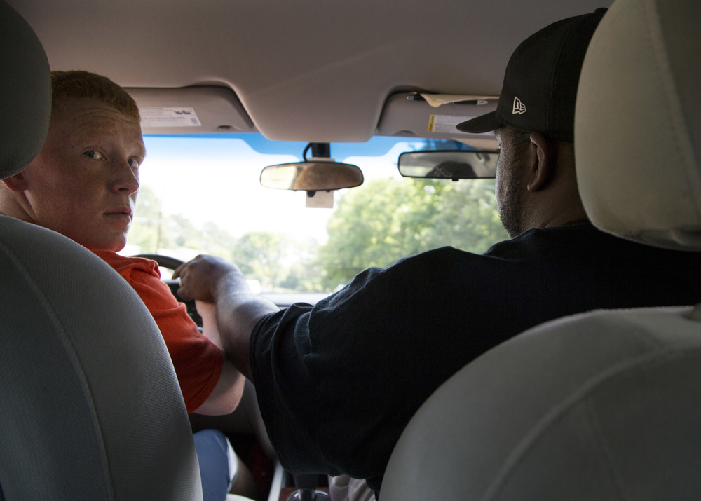 Tuesday: The N.C. Legislature is currently proposing a budget that would cut funding for driver education. I had the joy of riding along with a new driver and his instructor. I now fully understand how my parents felt when I started driving. It was scary.