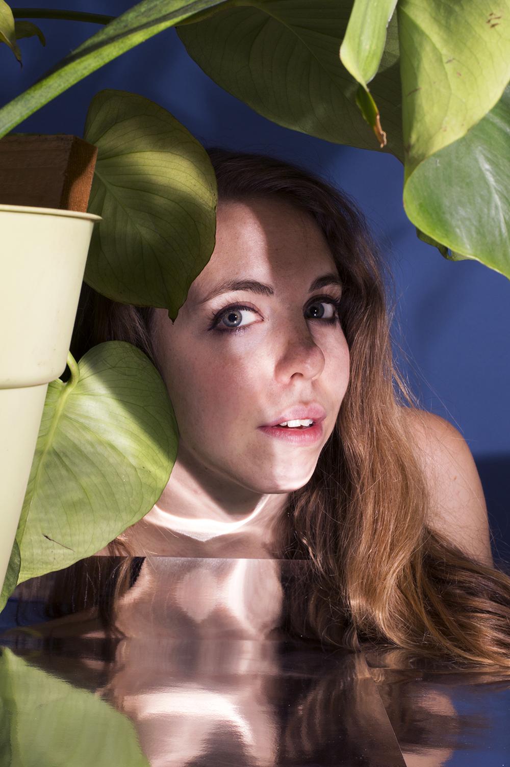 Singer Claire Morales