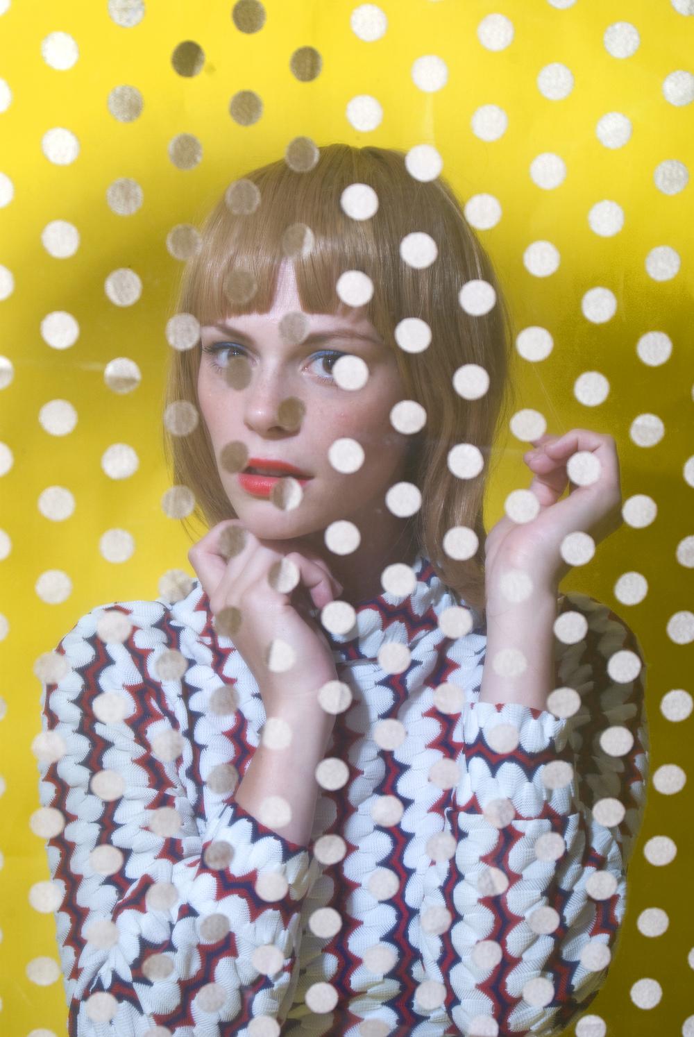 Jill Dot portrait