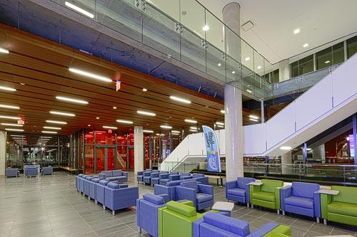 George Brown College Waterfront Alina Cornea Architectural