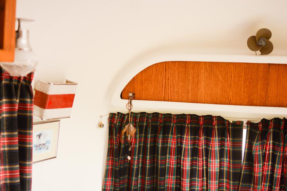 vintage airstream camper