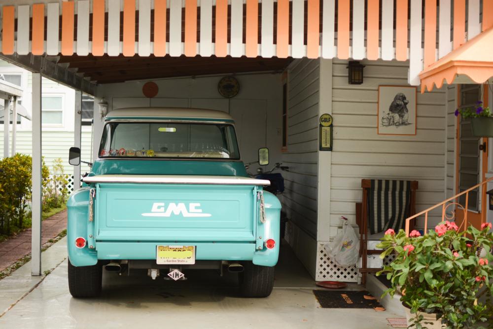 GMC classic truck