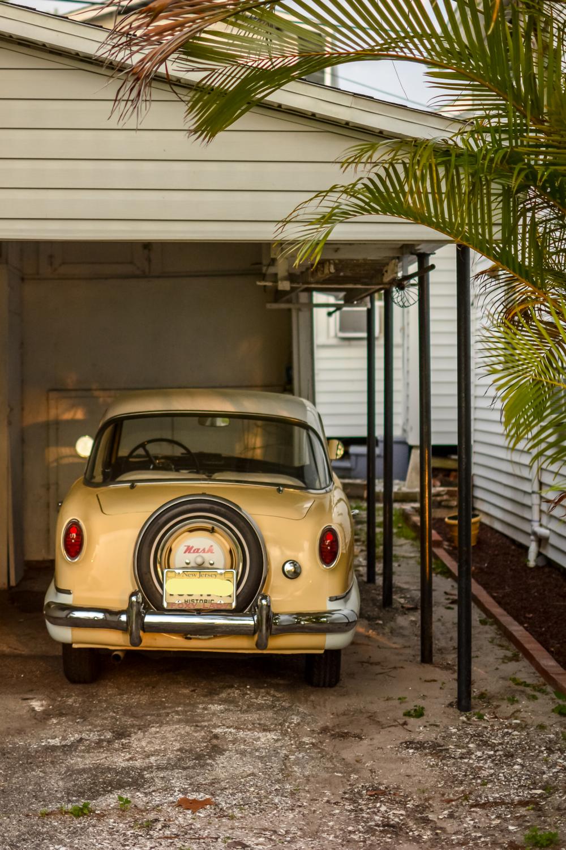 Nash classic car