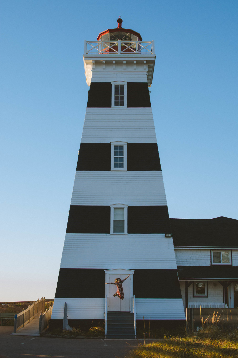 Prince Edward Island - West Point Lighthouse
