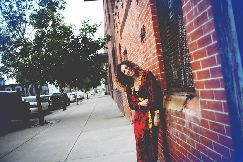 Bellatrix Kimono in Red