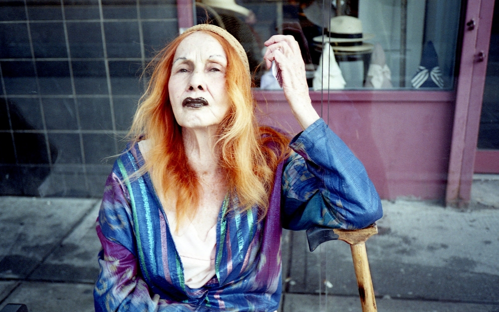 old woman red hair black lipstick.jpg