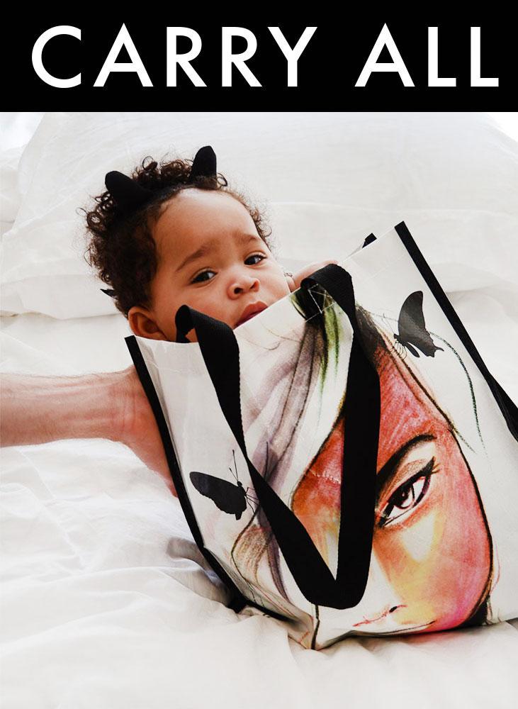 Tote Bag Design By Stefani Greenwood