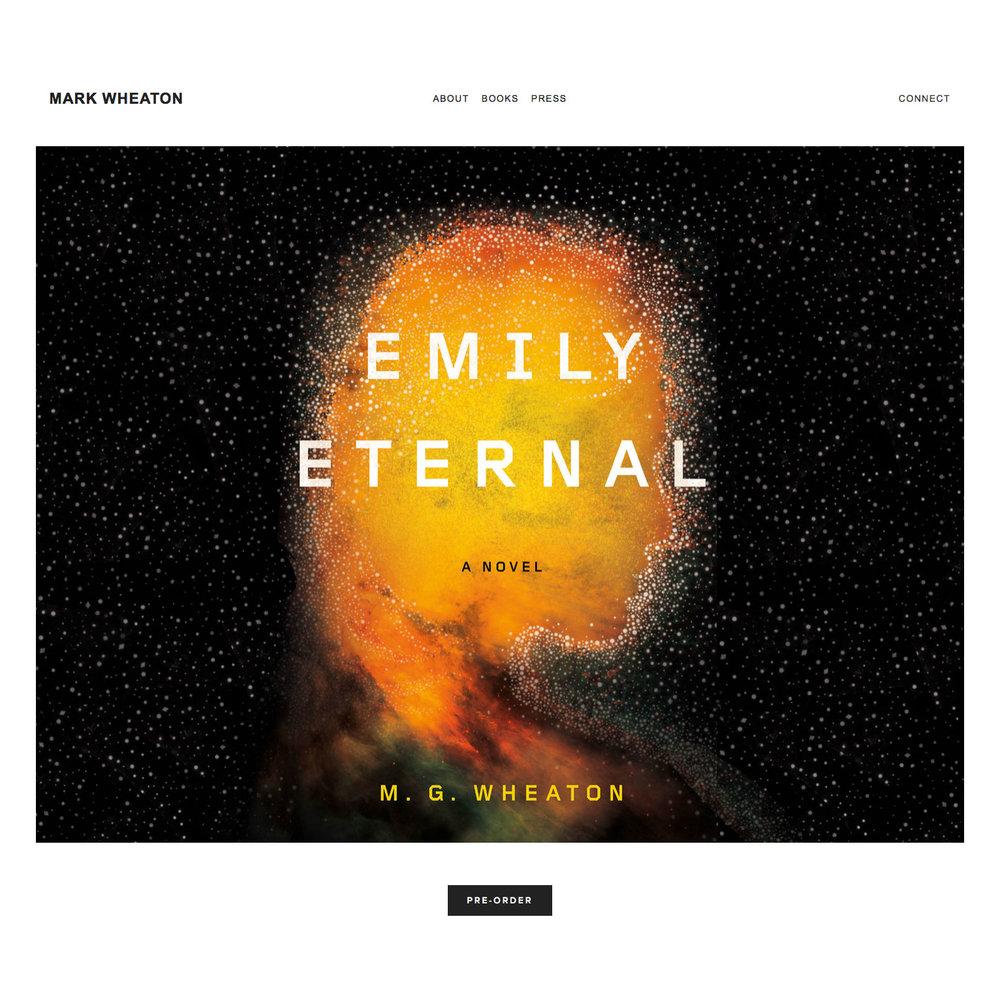 Mark Wheaton Web Design