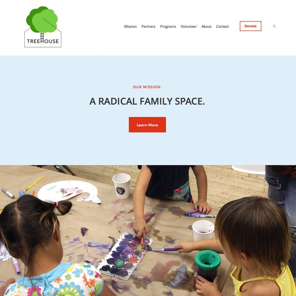 Treehouse Web Design