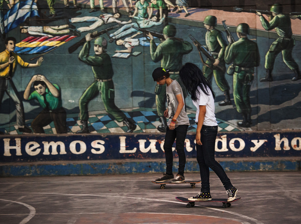 skate park