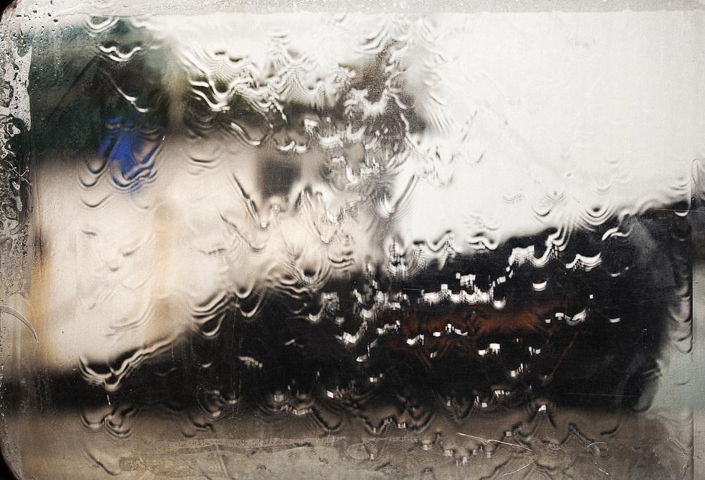 A rainy day in Honduras, Caribbean side