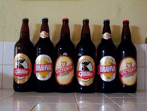 Guatemalan beers