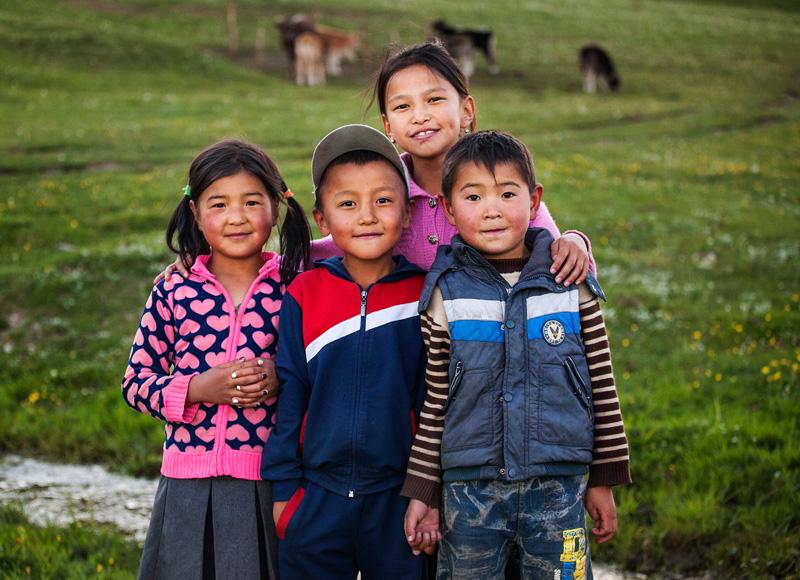 yurt kids