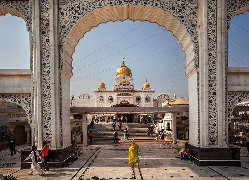 Gurudwara Temple