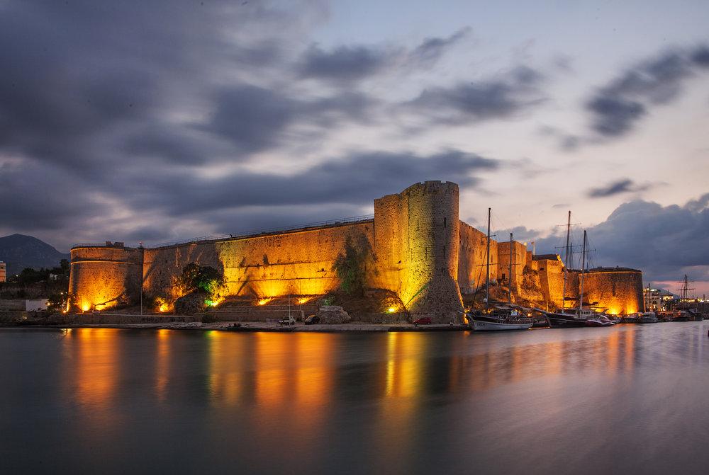 castle in Kyrenia