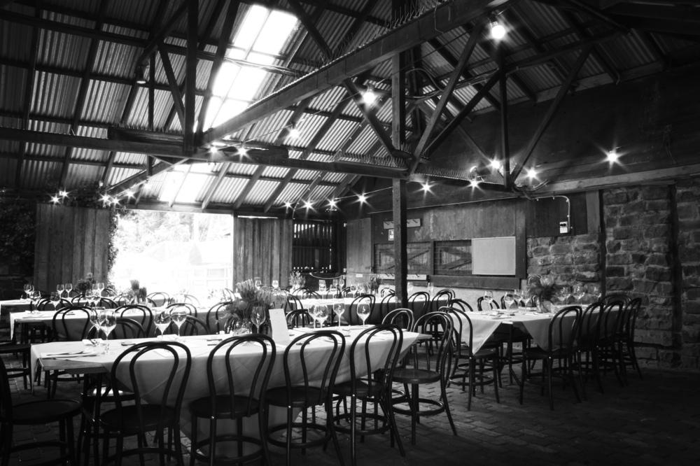 Collingwood Childrens Farm Barn Wedding