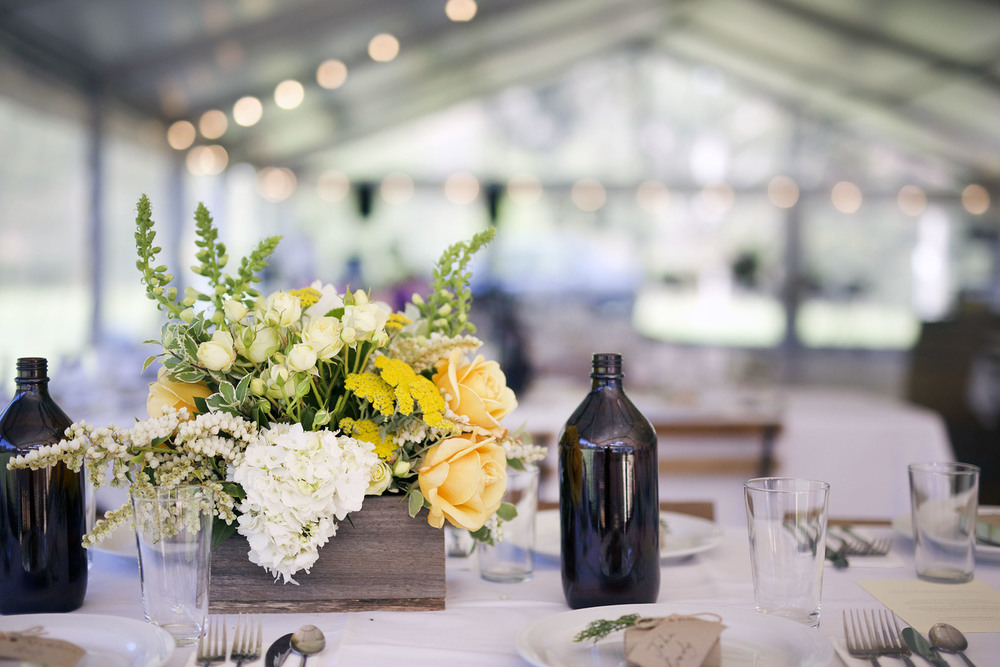 Photo by Kitty Wursthorn. Flowers by Ivy and Eve
