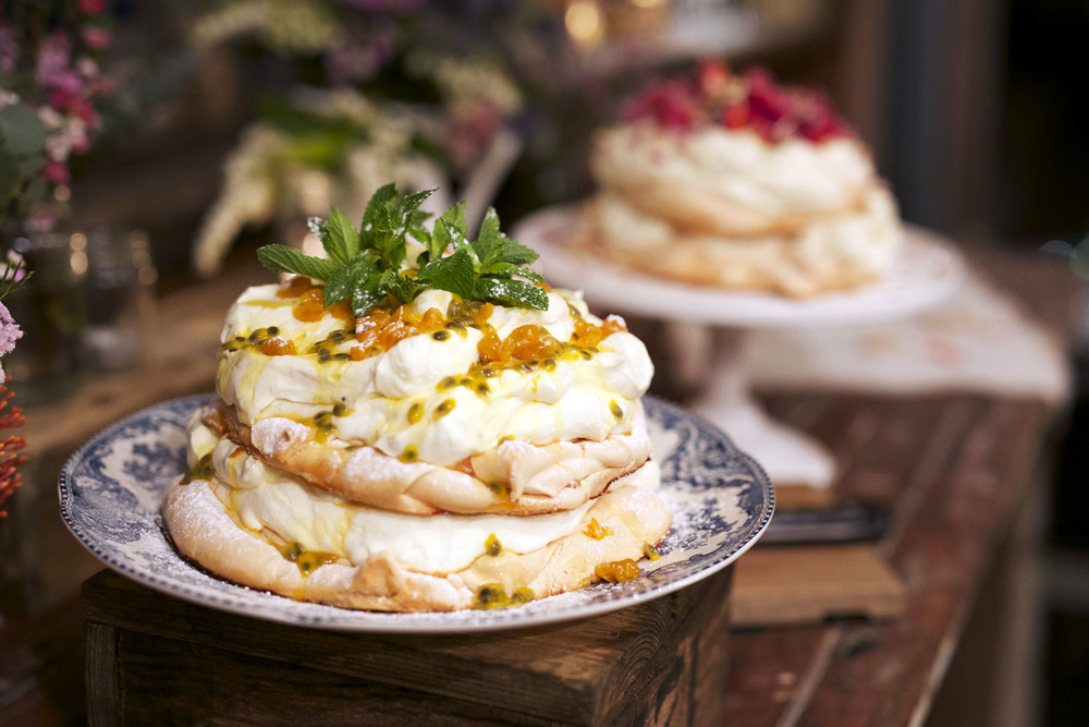 Photo by Kitty Wursthorn. Cake by the Farm Cafe