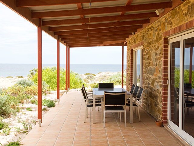 Spend Lazy Days Reading And Overlooking The Waves Walking On Beach Or Exploring Surrounding Private 500 Acres Of Desert