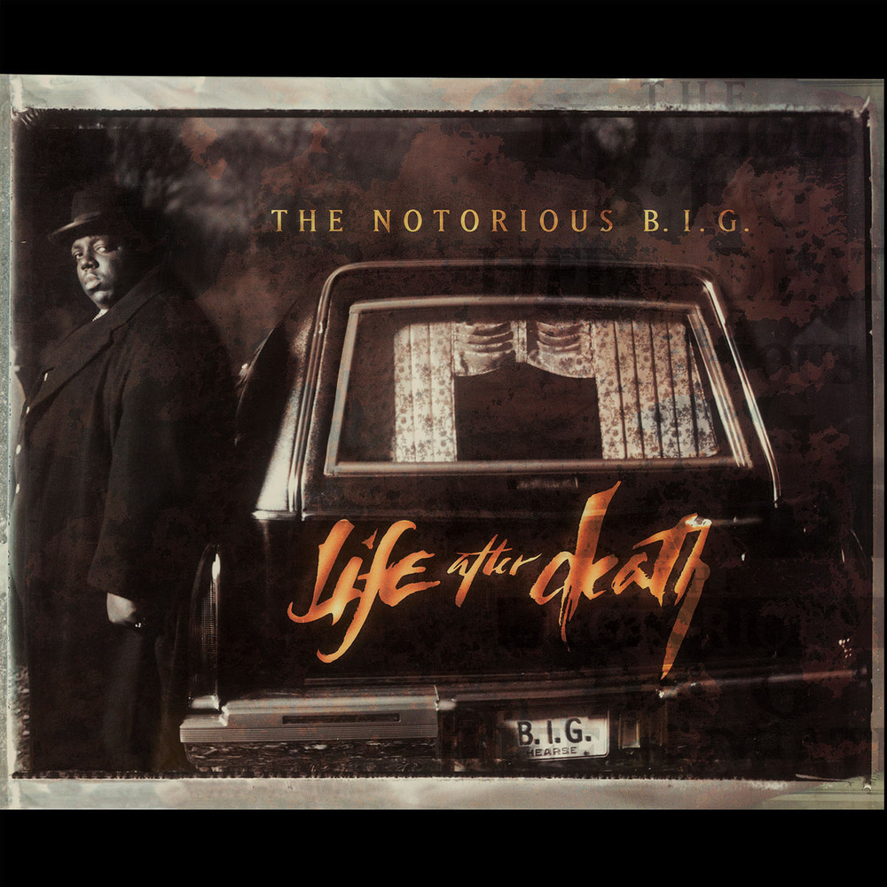 Notorious B I G  - Life After DeathLife After Death Notorious Disc 2