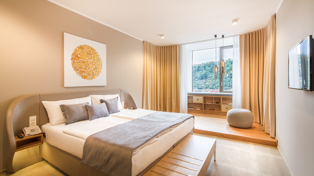 Hotel President Prague - New rooms