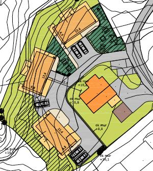 Solheimsveien 6 Situasjonsplan og plantegninger (klikk på bildet over).