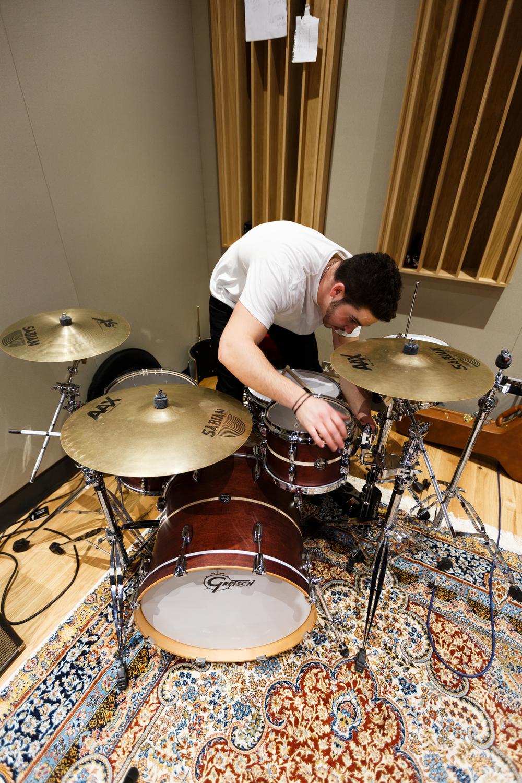 New Drumkit