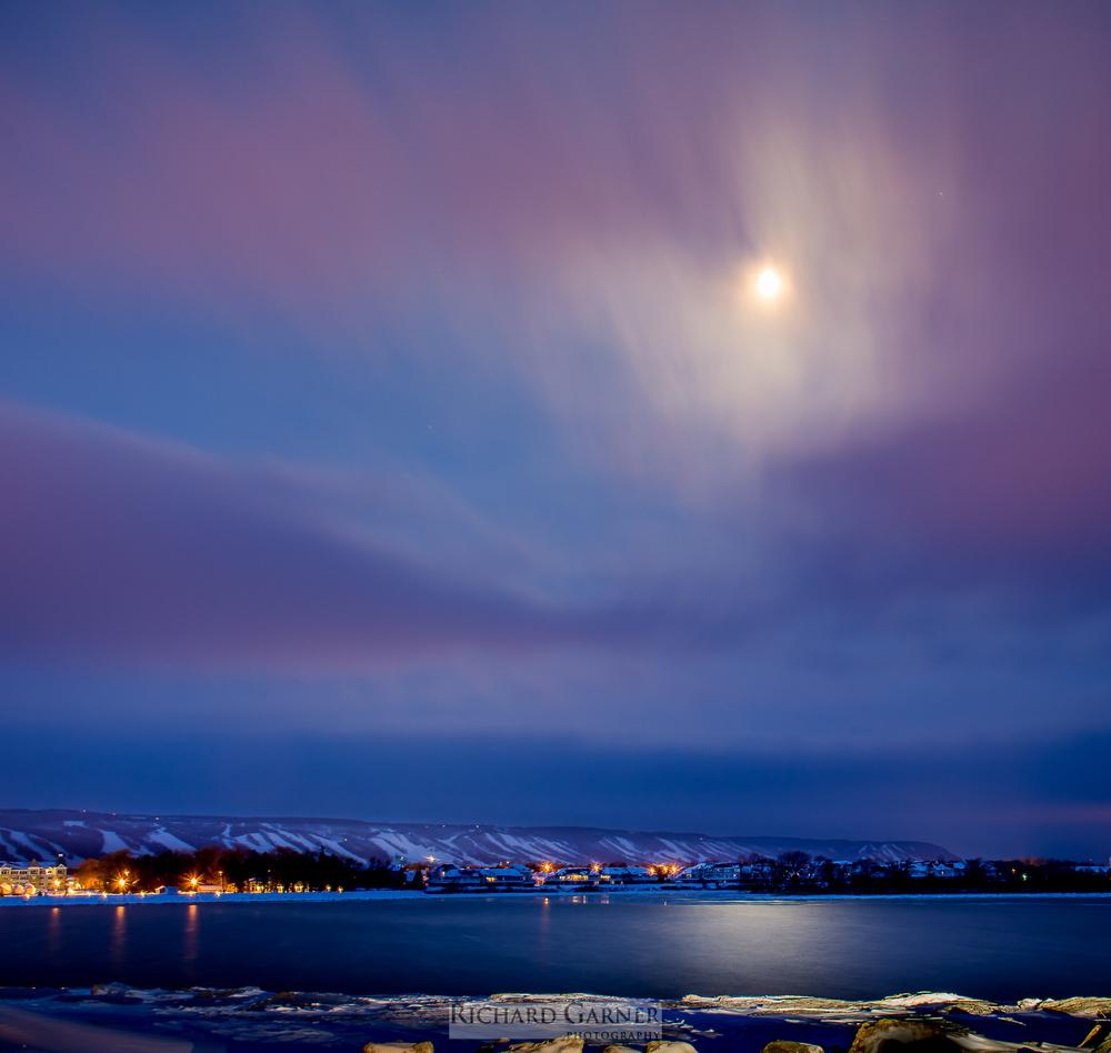morning moonlight over Blue Mountain (1 of 1)MOONSCAPE.jpg