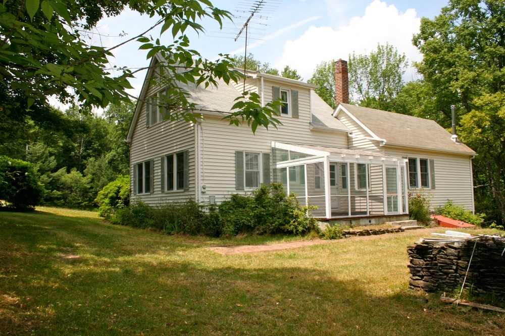The Homestead: 4 BR, 2 BA, + Cottage on 100 acres. Ellenville, NY.