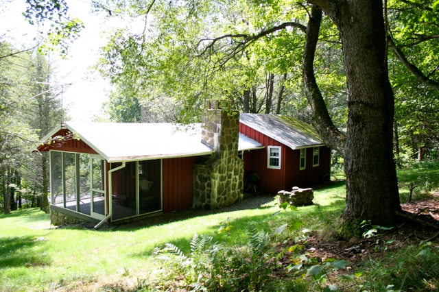 Porcupine Cottage: 2 bedrooms, 1 bathroom on 3 acres. Claryville, NY. $99,000