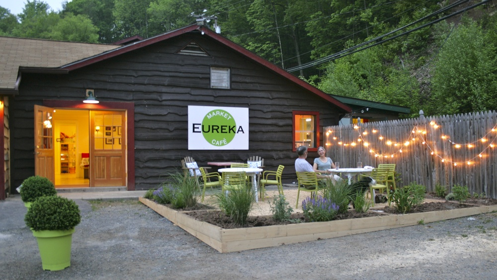 Eureka Market & Café in Grahamsville.