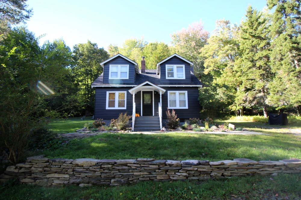 Amazing Willow Cottage: (SOLD) Delightful 3BR Country Cottage With Fireplace.  Willowemoc. $239,000