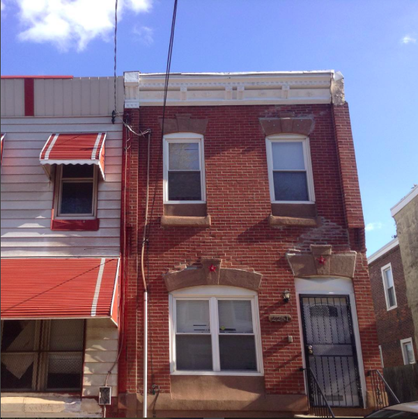 Our building in N. Philly!