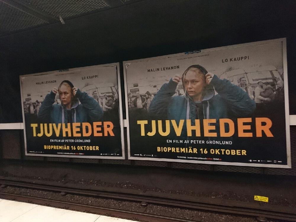 Tjuvheder Drifters billboard
