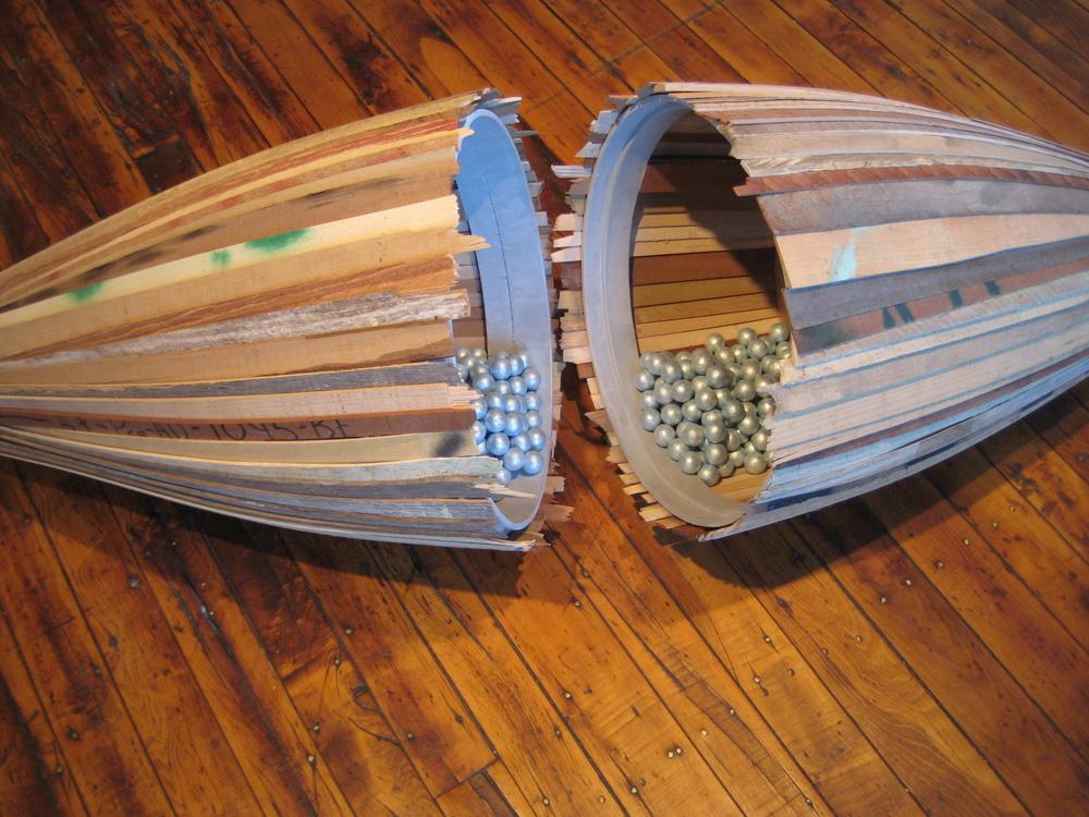 Detail - Gravid Pod