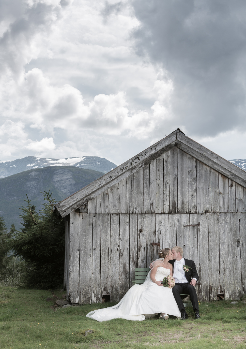 Elise & Andreas, Hornindalssætra