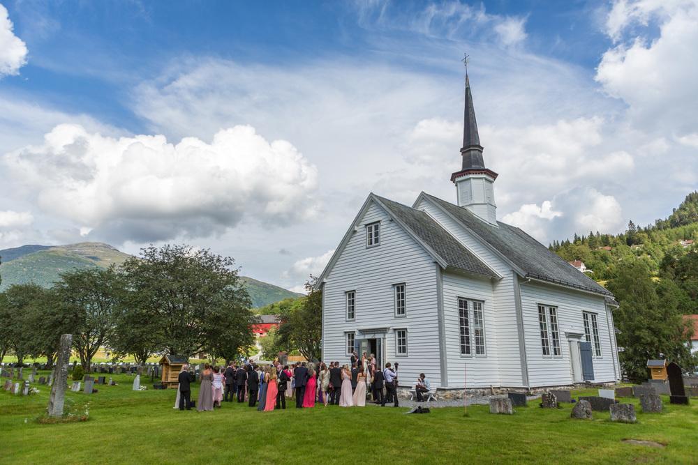 Hornindal kyrkje