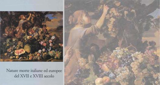 NATURE MORTE ITALIANE ED EUROPEE DEL XVII E XVIII SECOLO Giancarlo Sestieri ed.