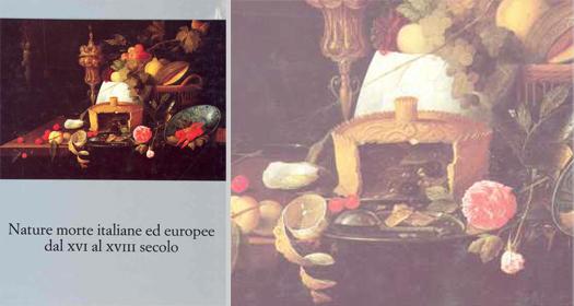 NATURE MORTE ITALIANE ED EUROPEE DAL XVI AL XVIII SECOLO     Giancarlo Sestieri ed.
