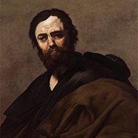 Juan Jusepe de Ribera Portrait of Saint Roch