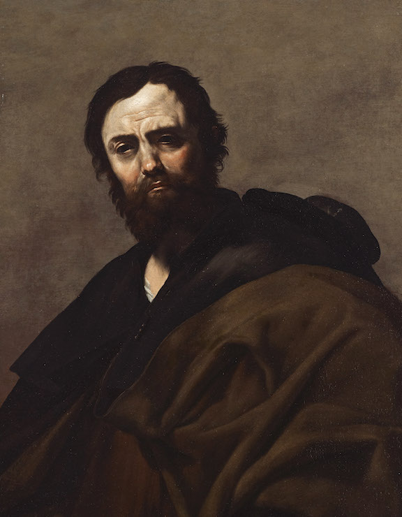 JUAN JUSEPE DE RIBERA   SAINT ROCH