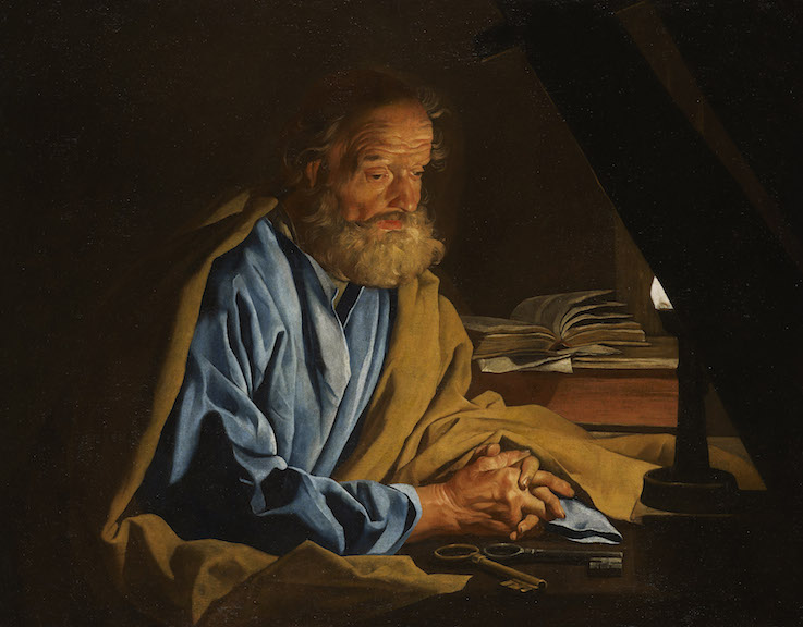 MATTHIAS STOMER ST PETER IN JAIL