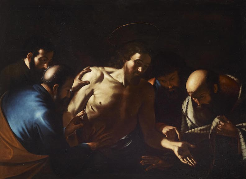 MATTIA PRETI THE INCREDULITY OF ST. THOMAS