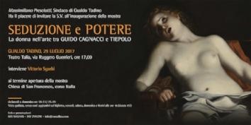 Mostra del potere femminile alla Chiesa di   San Francesco    Gualdo Tadin    dal 29/07/17 al 3/12/17