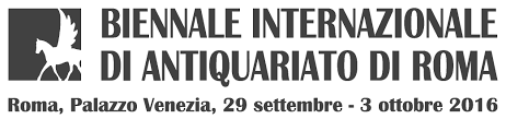 Biennale Internazionale dell''Antiquariato di Roma    Rome, 1-6 October, 2014