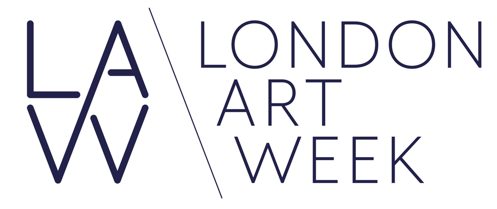 LONDON ART WEEK Fall 2018   November 29th - December 3rd   www.londonartweek.co.uk