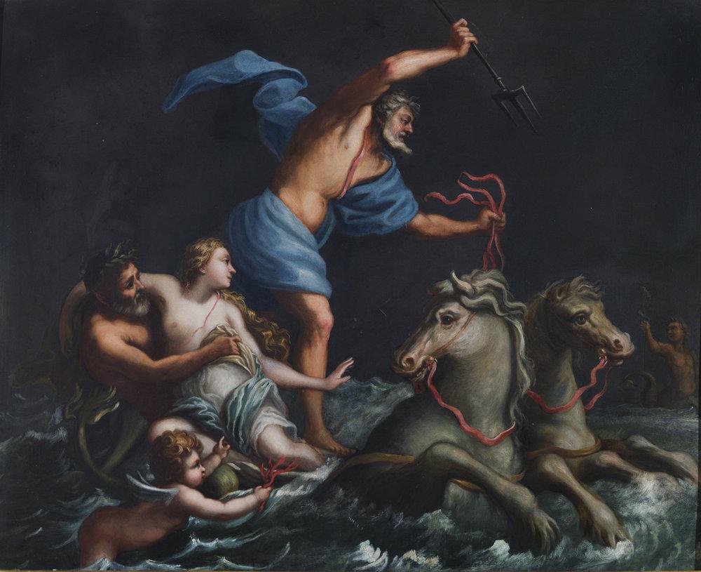 PASQUALE OTTINO   THE TRIUMPH OF NEPTUNE