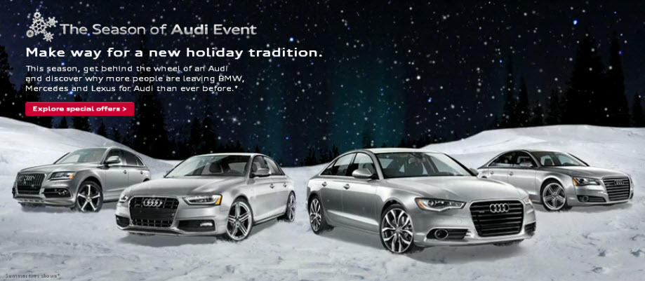 Season of Audi 2012